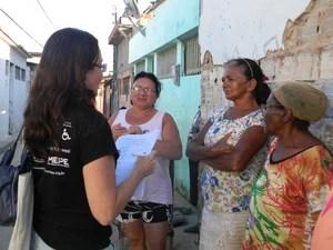 Objetivo da caravana é visitar os locais mais atingidos pela seca. (Foto: Divulgação/ Ascom)