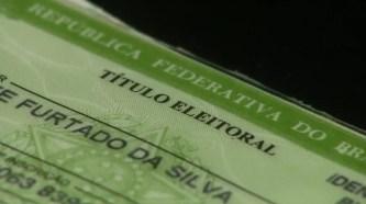 Eleitor deve procurar a Justiça Eleitoral a partir de 7 de março para regularizar a situação.  — Foto: Reprodução/Rede Amazônica