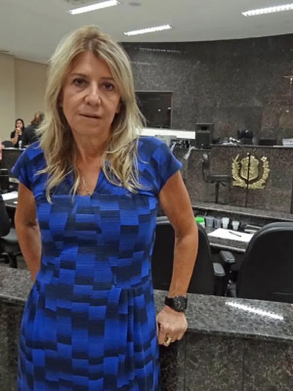 Ilana Casoy em Fórum de Olinda em imagem de arquivo — Foto: Luna Markman/G1