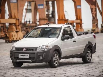 Fiat Strada 2014 Working (Foto: Divulgação)