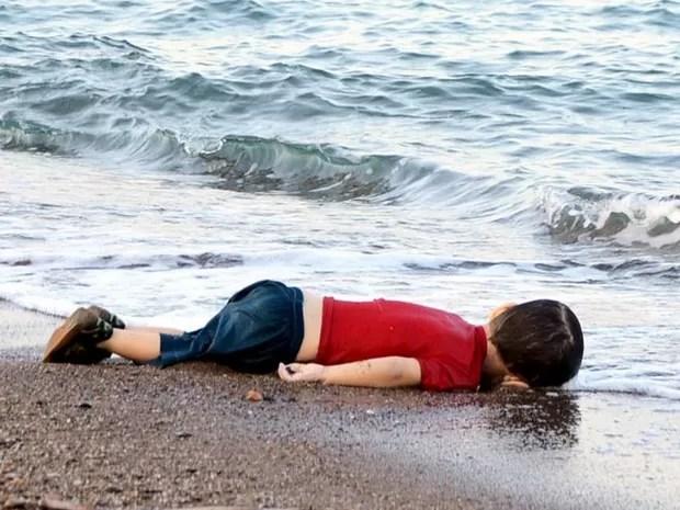 Aylan Kurdi (Foto: Reuters)