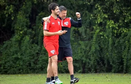Alexandre Pato Osorio São Paulo (Foto: Érico Leonan / saopaulofc.net)
