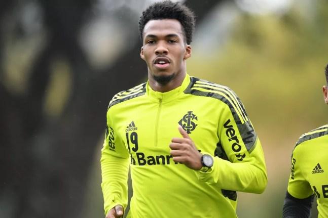 Roberto está de volta ao Inter — Foto: Ricardo Duarte/Divulgação, Inter