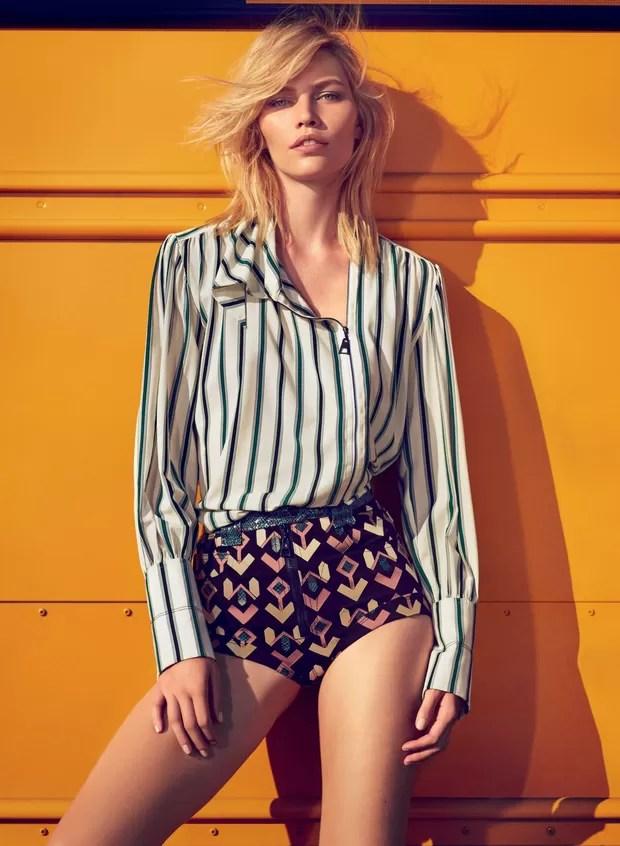 Aline Weber (Foto: Gustavo Zylberstajn/ Revista ELLE)