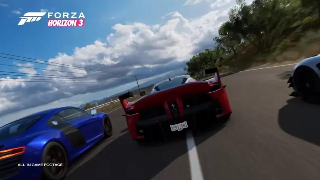 Forza Horizon 3 Jogos Download TechTudo