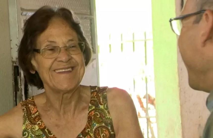 Gilson contou com apoio da mãe para se recuperar do acidente e do luto pela morte da filha (Foto: Reprodução/RBS TV)