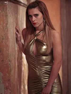 Carolina Dieckman será Jéssica (Foto: Salve Jorge/TV Globo)
