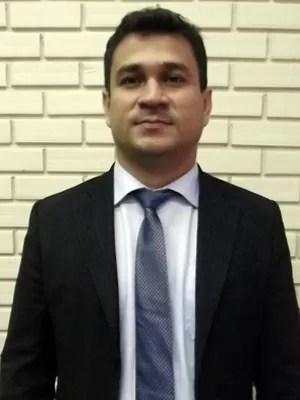 Zaidem Heronildes passou pouco mais de dois meses como secretário de Justiça e Cidadania do RN (Foto: Divulgação/Assecom)
