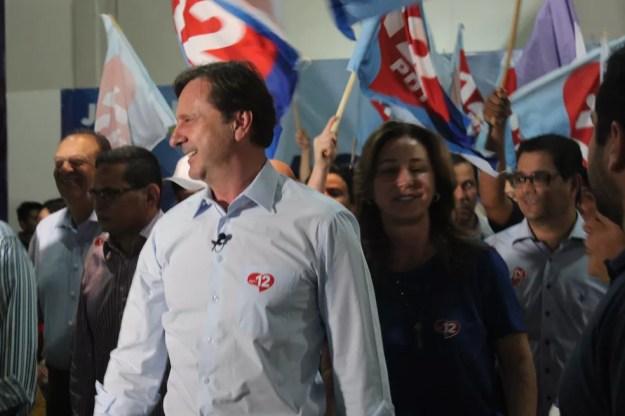 Acir Gurgacz é senador e disputará o governo de RO pelo PDT. (Foto: Pedro Bentes/G1)