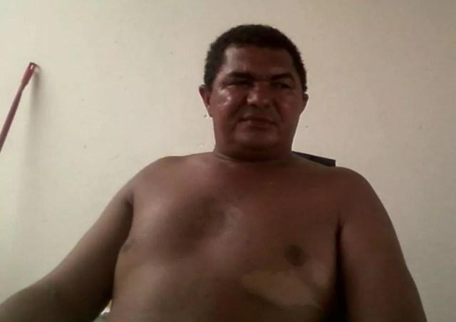 Expedito Barbosa de Lima, de 50 anos, foi assassinado em casa, em Macaíba. — Foto: Cedida