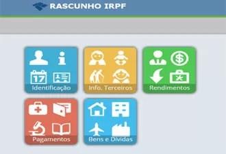 Receita lança aplicativo de 'rascunho' para o Imposto de Renda 2016 (Foto: Divulgação)