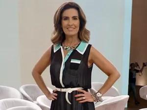 Look 01/03 (Foto: Encontro com Fátima Bernardes/TV Globo)