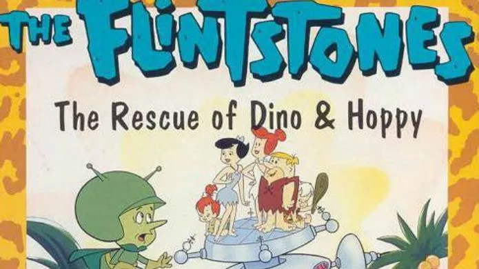 The Flintstones The Rescue of Dino and Hoppy (Foto: Divulgação/Taito)