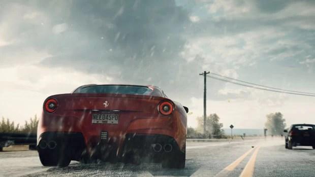 Ferrari está de volta à série 'Need for Speed' no novo 'Need for Speed Rivals' (Foto: Divulgação/Electronic Arts)