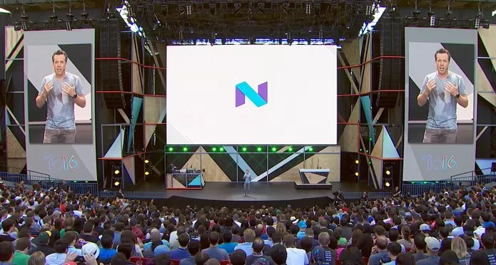 Android N (Foto: Reprodução/Caio Bersot)