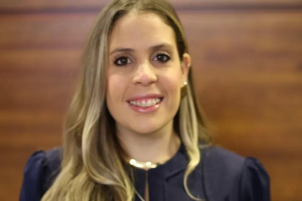 Alana Araújo se formou em engenharia da computação em Pernambuco — Foto: Divulgação