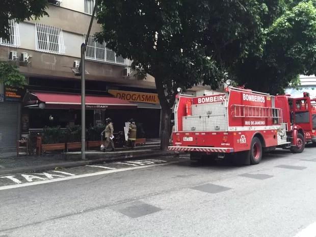 Segundo Corpo de Bombeiros, fogo teria começado na cozinha. (Foto: Mariana Rivas / Arquivo Pessoal)
