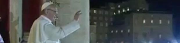 Novo Papa é da Argentina; Jorge Mario Bergoglio se chamará Francisco I (Reprodução)