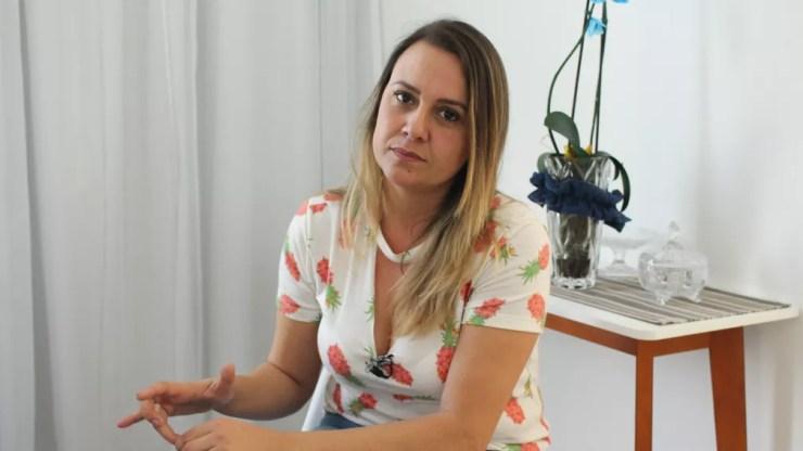 Ex-assessora afirma que precisou fazer tratamento psicológico após deixar cargo na Prefeitura de Sorocaba (SP) (Foto: Kauanne Piedra/G1)