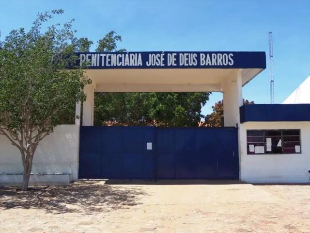 Idoso vai cumprir pena na Penitenciária Regional João de Deus Barros em Picos (Foto: Viviane Alves)