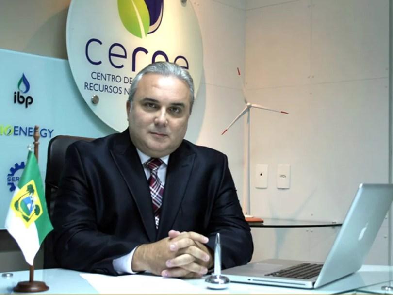 Jean Paul-Prates assume cadeira no Senado no dia 1º de janeiro de 2019 — Foto: Divulgação/Cerne