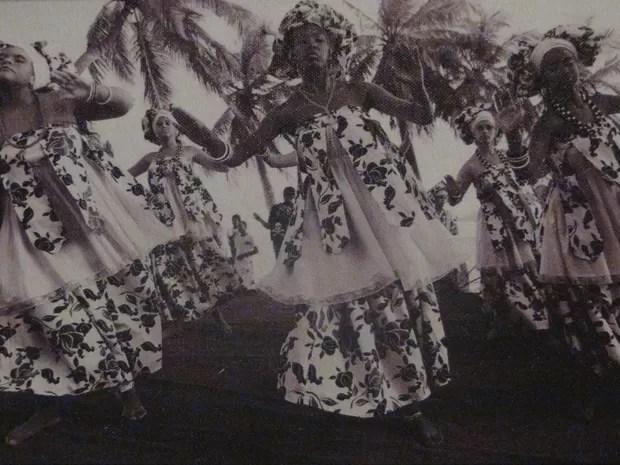 Fotografia que ficou com o primeiro lugar não foi nomeada pelo autor, Dorgivan Ayres. (Foto: Rivângela Gomes/G1)