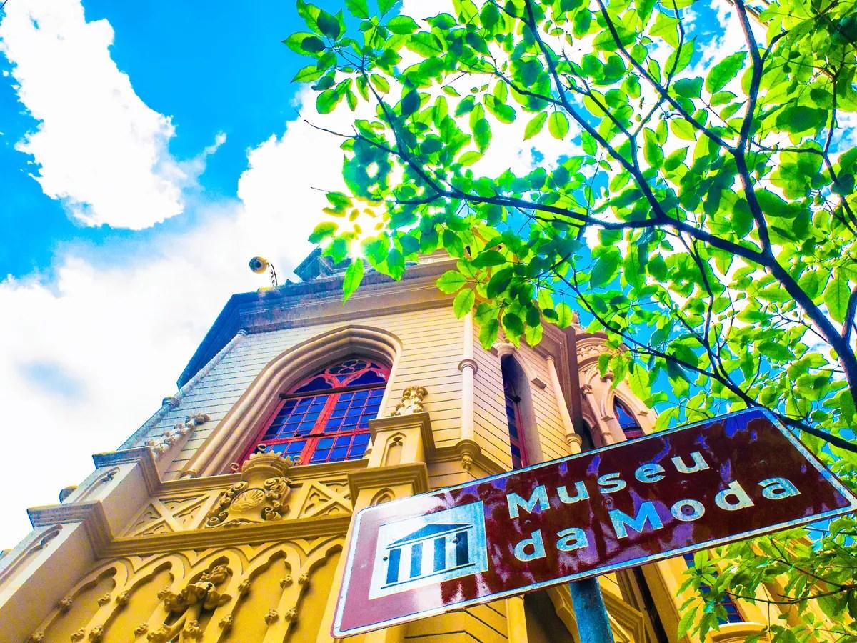 Museu da Moda abre as portas em Belo Horizonte   (Foto: Divulgação)