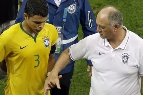 Jogo entre Brasil e Holanda (Foto: AP)