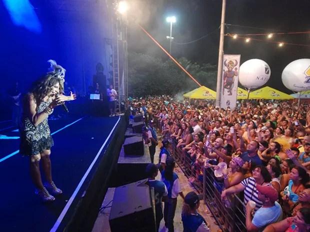 Elba Ramalho fará show de encerramento do Festival de Música na quarta, dia 30 (Foto: Marco Polo)