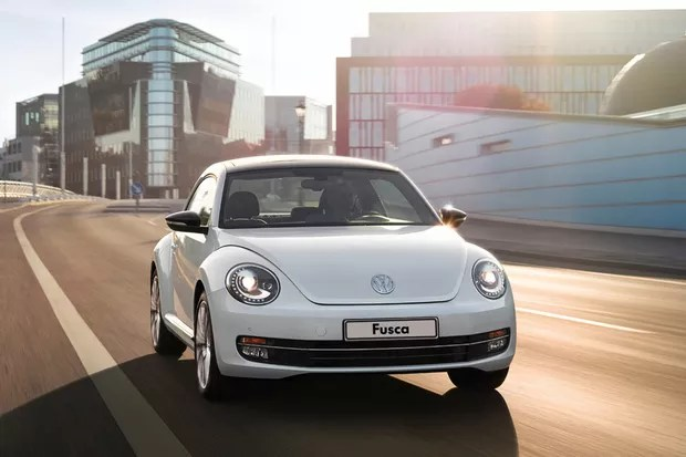 Novo Volkswagen Fusca (Foto: Divulgação)