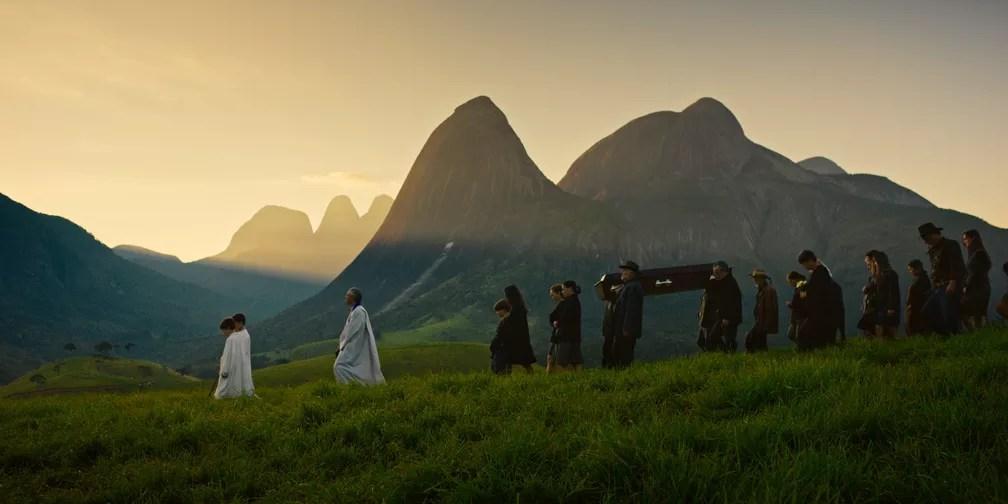 Cena do filme 'Macabro', de Marcos Prado — Foto: Divulgação