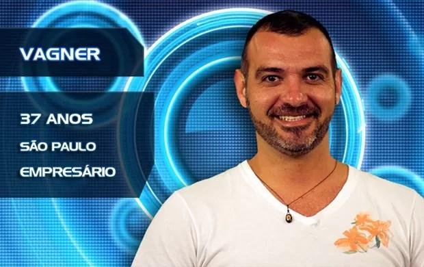 Vagner (Foto: TV Globo/BBB)