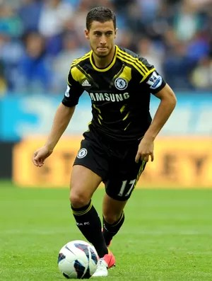 Eden Hazard Chelsea Wigan (Foto: Getty Images)
