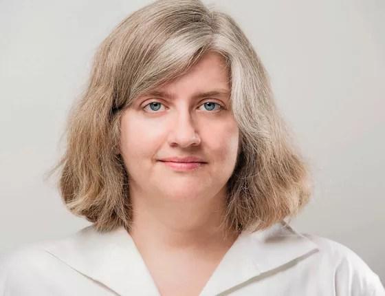 Catherine O'Neil matemática americana (Foto: Divulgação)