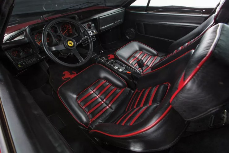 1984 Ferrari 512 BBi  (Foto: Theodore W. Pieper/Divulgação)