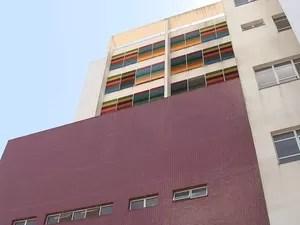Hospital da Criança e Maternidade (HCM) de Rio Preto (Foto: Reprodução/TV TEM)