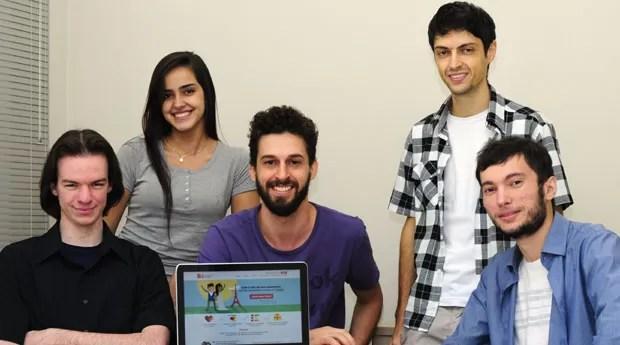 O site foi lançado em janeiro de 2014 e soma 10 mil usuários (Foto: Divulgação)