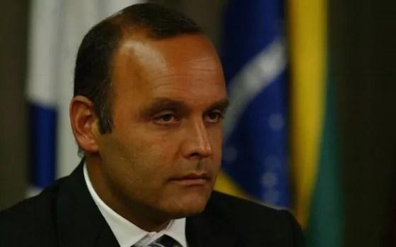 Wilson Carlos, ex-secretário de Governo de Sérgio Cabral (Foto: Michel Filho / O Globo)