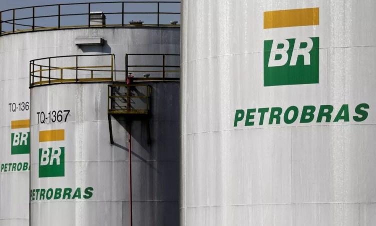 Refinaria da Petrobras em Paulínia (SP) — Foto: Paulo Whitaker/Reuters
