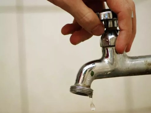 Serviço em tubulação interrompe abastecimento de água em cinco cidades do RN — Foto: Divulgação