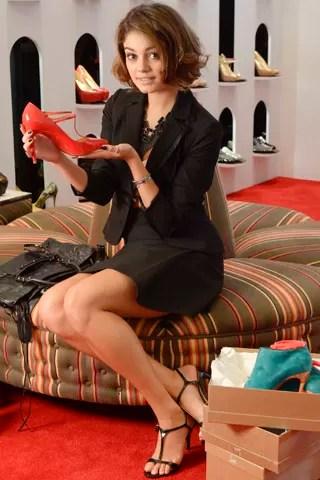 Sophie Charlotte interpreta a it girl, Amora (Foto: TV Globo / Bob Paulino)
