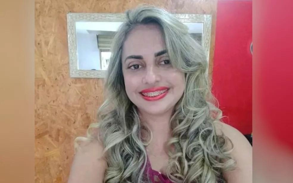 Fernanda foi morta após ficar uma semana desaparecida — Foto: Vilma Souza/Arquivo Pessoal
