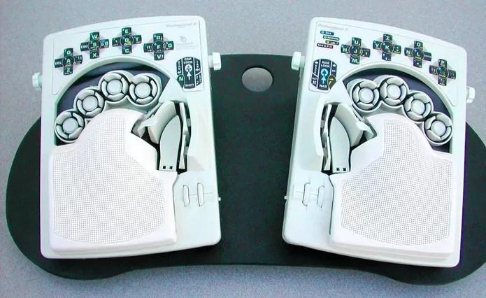 8º-Professional-II-DataHand-Keyboard (Foto: Divulgação)