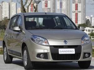 Renault Sandero linha 2013 (Foto: Divulgação)