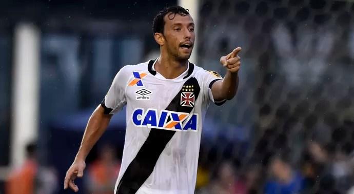 Nenê Vasco x Santos (Foto: André Durão / GloboEsporte.com)
