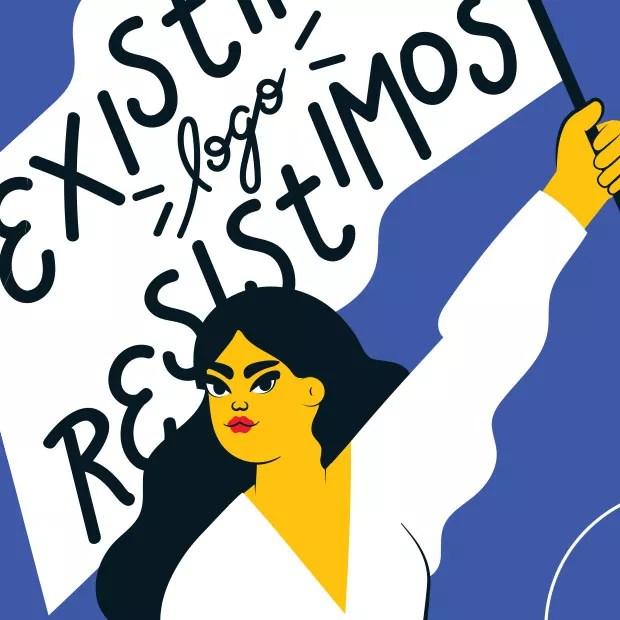 ilustra 2 - O dicionário prático do feminismo