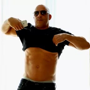 Vin Diesel (Foto: Reprodução/Instagram)