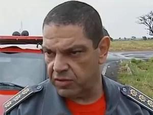 Felipe Aidar Corpo de Bombeiros Uberlândia (Foto: Reprodução / TV Integração)