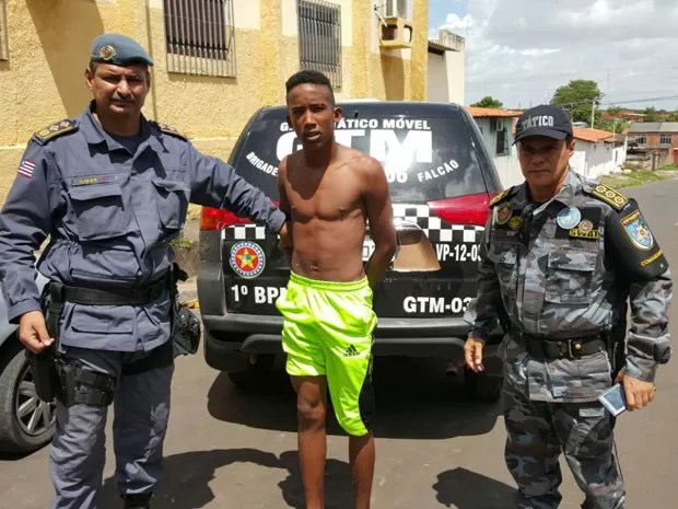 Joedson da Silva Barbosa é suspeito de ter matado a dona de casa Maria Celeste Siqueira em São Luís
