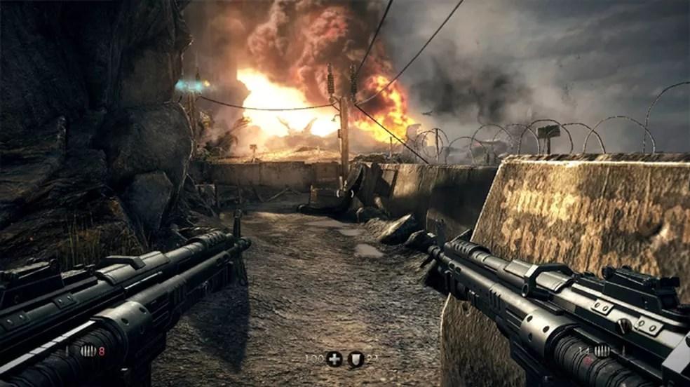 Conhea Os Dez Melhores Jogos De Tiro Offline Para PS4